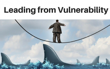 Leading-from-Vulnerability